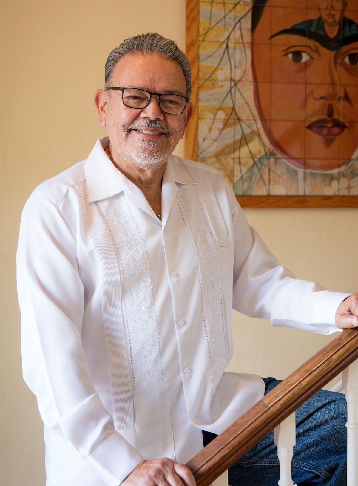 Photo of Carlos Munoz