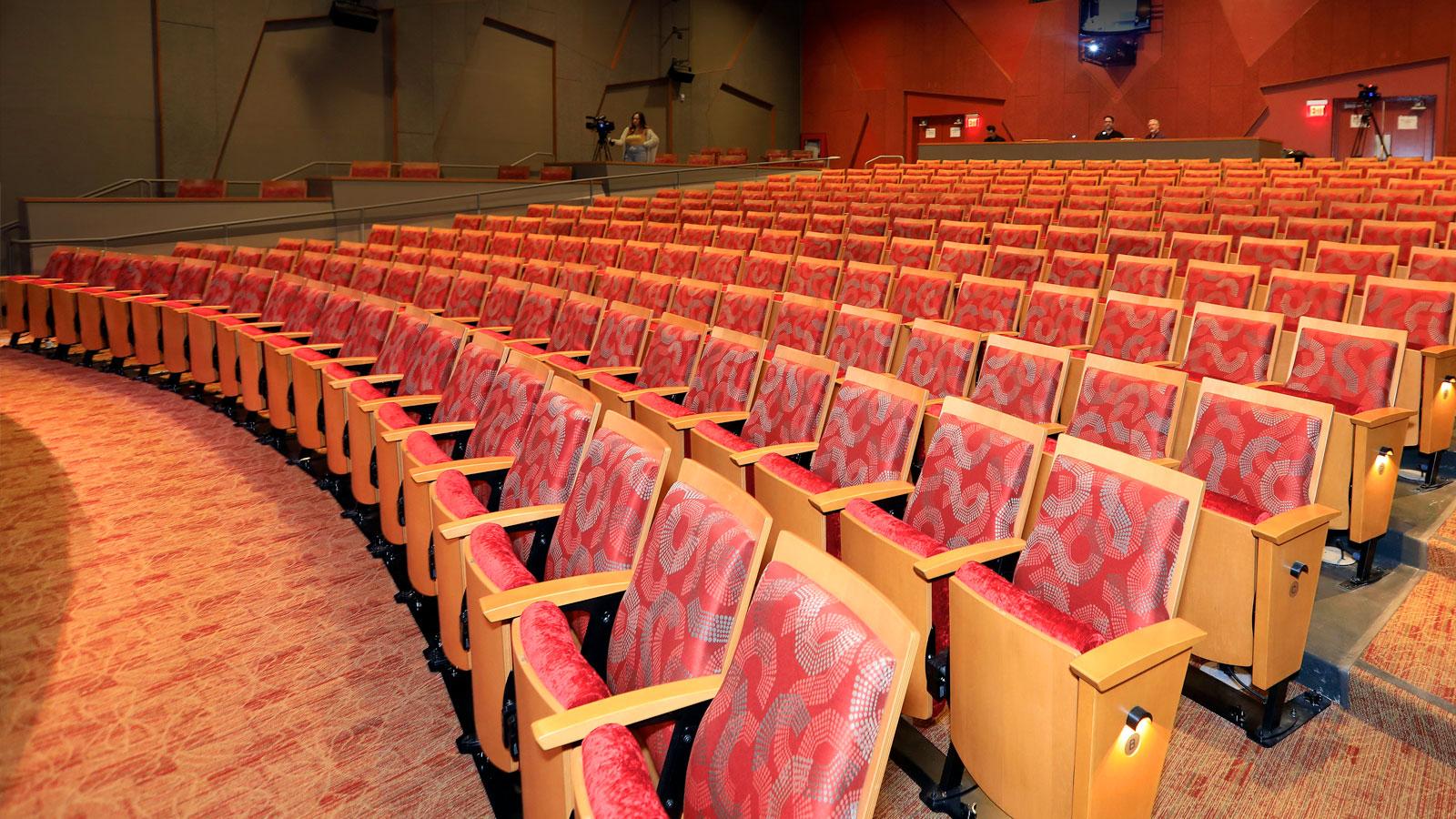 State Playhouse Interior